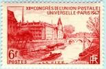 N°782 La Cité - Unused Stamps