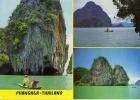 Postal,Tailandia, , Phangnga,  , Post Card - Tailandia