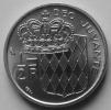 1/2 Franc 1974   Rainier III - Monaco
