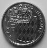 1/2 Franc 1995  Rainier III - 1960-2001 Nouveaux Francs