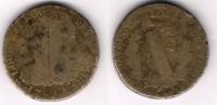 Constitution - 2 Sols 1792 A En L'état - 1789-1795 Monnaies Constitutionnelles