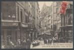 75 - PARIS 2  - Rue Des Petits Carreaux Prise De La Rue De Cléry - Gondry 4101 - District 02