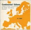 Notice Téléviseur Continental Edison TC 3806 . - Planches & Plans Techniques