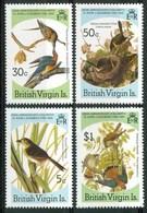 1985 British Virgin Islanda Uccelli Birds Vogel Oiseaux Set MNH** C35 - British Virgin Islands