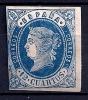 Espagne - 1862 Isabelle II YT 55 * Reste De Gomme - 1850-68 Kingdom: Isabella II