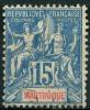 Martinique (1892) N 36 (o)