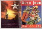 BUCK JOHN N°177 BIMENSUEL IMPERIA FEVRIER 1961 LE BAYARD DE FAR WEST - Livres, BD, Revues