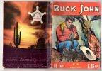 BUCK JOHN N°195 BIMENSUEL IMPERIA NOVEMBRE 1961 LE BAYARD DE FAR WEST - Livres, BD, Revues