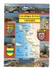 Vendee: Noirmoutier, Ile D' Yeu, Bouin, Bretignolles, Sion St Hilaire, Gois, St Jean De Monts, Sables D' Olonne (12-325) - Frankrijk