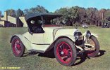 1914 Chevrolet By Dexter Press, Unused, Reverse 'Greetings From East Wilton, Maine 04234' Stamp - Passenger Cars