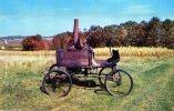 1889 Locomobile By Heiser Ford, Broadway, Unused - Passenger Cars
