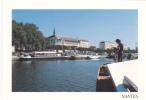 CPM De NANTES  (44) - Canal SAINT FELIX - Photo De Vincent JACQUES   - édit XAVIER De BONNAVENTURE - N° VJ 26 - Nantes
