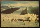 CPSM 38 STATION DE PRAPOUTEL LES 7 LAUX LE STADE DE SLALOM 1988 Ski Piste - Sonstige Gemeinden