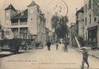 ( CPA 46 ) SOUILLAC  /  L' Avenue De La Gare  - - Souillac