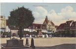19971 Landau Paradeplatz 10831 Kaussler's Colorisée Fontaine - Landau