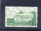 USA098 - STATI UNITI 1958 CASA - Oblitérés