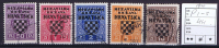 Croatia: 1941 Porto 1 - 5 Used - Kroatië