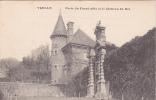 20037 Vizille Porte Du Connetable Et Le Château Du Roi -cliché A.B.