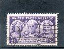 USA167 - STATI UNITI 1948 DONNE - Oblitérés