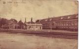 LOBBES = La Gare Et La Clinique (Nels) écrite - Lobbes