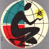 Etiquette Richez Bruxelles Exposition Universelle 1958 Universal Exhibition Brussels - Hotel Labels