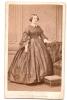 Femme en pied/Second Empire/ 1860-1870     PH23
