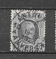 België Y&T Nr° 273  (°) - Typos 1922-31 (Houyoux)