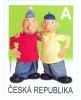 CZ 2011-700 PAT & MAT, CZECH REPUBLIK, 1 X 1v, MNH - Repubblica Ceca