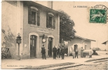 Cpa La Ferrière La Gare - Andere Gemeenten