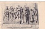 20120 Environs Fontainebleau (France) , Retable Recloses, Saint Eloi Sella Regia - Cl Portail - Tableaux, Vitraux Et Statues