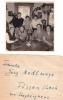 20125 Photo Trouvée Dans Un Livre, Avec Famille Jorg Modlmayr, Fussen Lech Von Freyberghaus