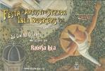 CARTOLINA  PUBBLICITARIA  - Artisti Di Strada ( Promozione Turistica )  Anno 2004. - Manifestazioni