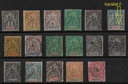 Nossi-Bé, Collection De Timbres Classiques, Cote: 549€
