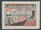 COLOMBIA 1944 BENEVOLENT ASSOC. OF CUANDANIMARCA SC# 512 HIGH VALUE OG H - Colombia