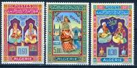 Algeria 1965 Miniatures MNH - Lot. 531 - Algeria (1962-...)