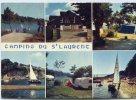 CPSM 29 LA FORET FOUESNANT LE CAMPING SAINT LAURENT 1978 - La Forêt-Fouesnant