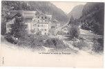 Le  Chatelard  Et  Vallée  De  Finshauts - VS Valais
