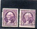 USA198 - STATI UNITI 1932 3 CENT. - Oblitérés