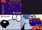 """Telefonkarte: Käpt´n Blaubär, Sept. 1997, Herausgeber Postbank, Typ """"0"""", Auflage 35.300 Stück, Ungebraucht ! - Comics"""