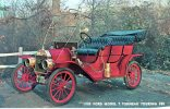 1909 Ford Model T Tonneau Touring 980, Dexter Press Unused - Passenger Cars