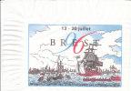 Serviette Papier Brest 96, 13-20 Juillet - Serviettes Publicitaires