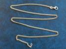 (114) Chaine Argent - 5,23 Grs - 45 Cm - Necklaces/Chains