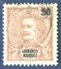 1903 -  Ancienne Colonie Portugaise D' Afrique- Lourenço Marques - Effigie De Carlos 1er - 50 C Brun - - Lourenco Marques