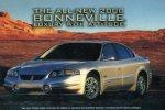 Pontiac Bonneville 2000 Unused - Passenger Cars
