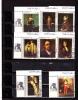 PANAMA : Peintures De Goya  :Y&T : O : 459 à 461-428 à 432PA - Panama