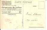 CPA PUBLICITAIRES GARGARISME DE LUCHON - Other