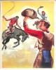 Chromo Circus De Rodeo - Artis Historia