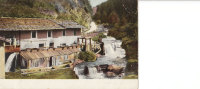 Unknown House And Mountains - Postkaarten