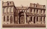 FRANCE: PARIS(75):Caisse D´Epargne & De Prévoyance De Paris.Caisse Centrale 9,Rue Coq Héron..Non écrite.Parfaite. - Banques
