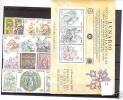Vatikan Vaticano 1982 Annata Completa + Foglietto ** MNH Freschissimi - Annate Complete